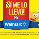 Buen Fin 2015 Walmart Envío gratis de Súper