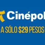 clickonero boletos de cine Cinépolis