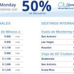 Cyber Monday Interjet