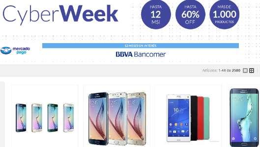 Cyber Week en MercadoLibre