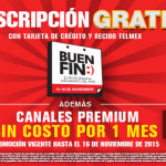 Dish Promociones del Buen Fin 2015