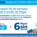 El Buen Fin 2015 BBVA Bancomer