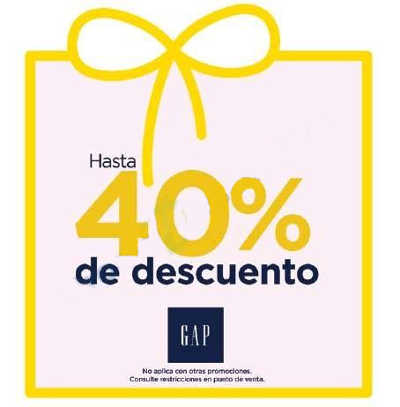 El Buen Fin 2015 en Aéopostale, C&A, Gap, Nine West