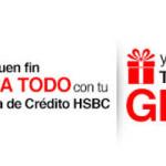 Ofertas del Buen Fin 2015 con HSBC