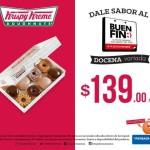 El Buen Fin 2015 Krispy Kreme Docena de dona