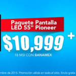 Famsa Pantalla led 55″ + Bluray Philips + Tablet 7″