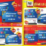 Folleto de promociones del Buen Fin 2015 en Walmart
