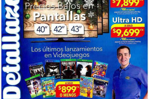 Folleto de Ofertas del Buen Fin 2015 en Best Buy