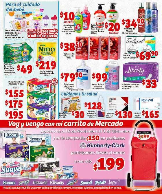 Folleto de promociones Soriana Mercado