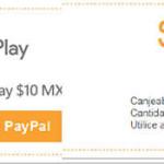 Google Play Cupon PayPal