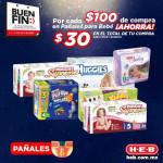 HEB Folleto de promociones del Buen Fin 2015