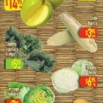 Ofertas de Frutas y Verduras en HEB
