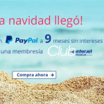 Interjet Gratis Club Interjet con PayPal a 9 MSI