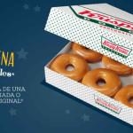 Krispy Kreme GRATIS 6 donas glaseadas