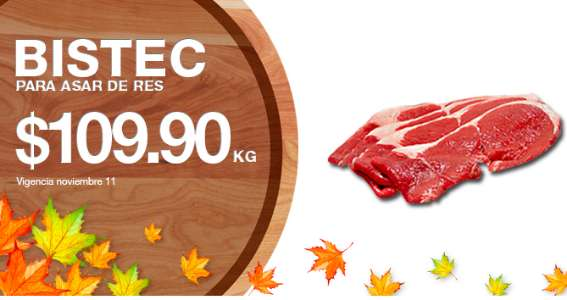 La Comer ofertas de carnes