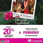 Liverpool Promoción deseos de Navidad 2015
