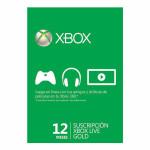 Liverpool Tarjeta Xbox Live Gold 12 Meses