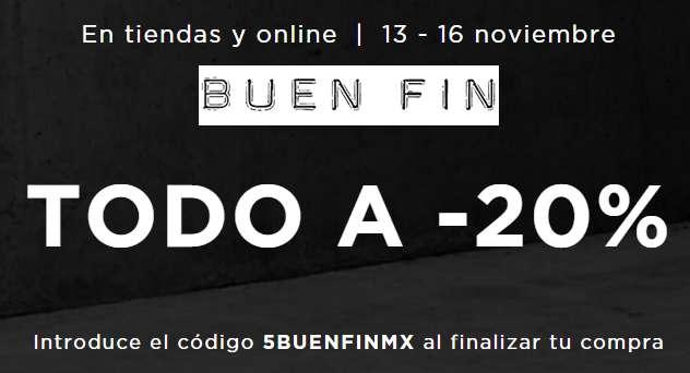 Mango Promoción del Buen Fin 2015
