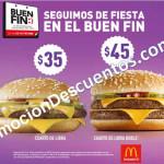 El Buen Fin 2015 en McDonalds