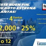 El Buen Fin 2015 en Michelin