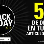 Ofertas de Black Friday en Dportenis