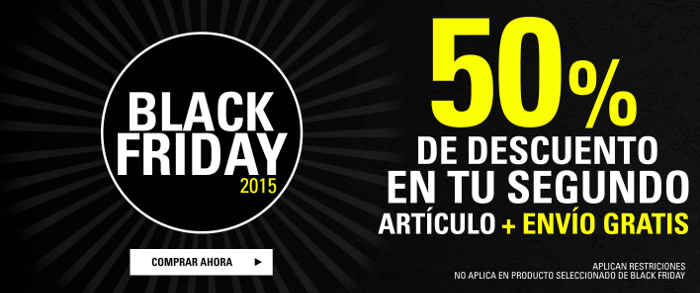 Ofertas de Black Friday en Dportenis