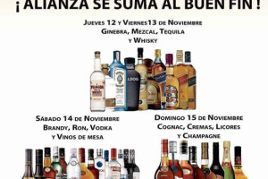 Ofertas del Buen Fin 2015 en Bodegas Alianza