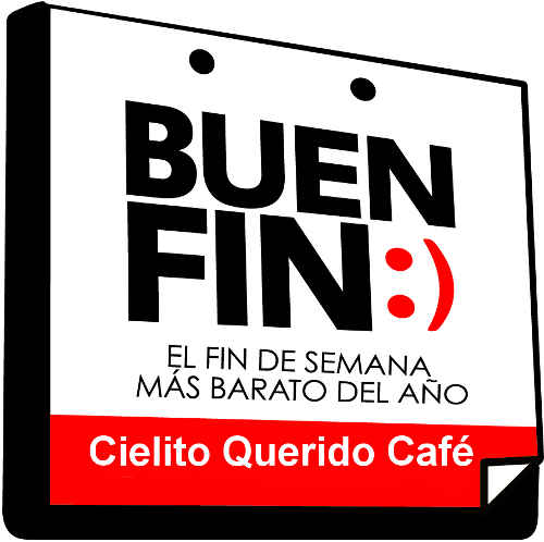 Ofertas del Buen Fin 2015 en Cielito Querido Café
