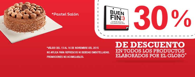 Ofertas del Buen Fin 2015 en El Globo