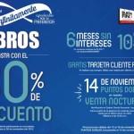 Ofertas del Buen Fin 2015 en Librerías El Sótano