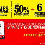 Ofertas del Buen Fin 2015 en MIPC