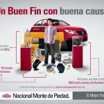 Ofertas del Buen Fin 2015 en Nacional Monte de Piedad