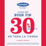 Ofertas del Buen Fin 2015 en Old Navy
