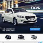 Ofertas del Buen Fin 2015 en Peugeot