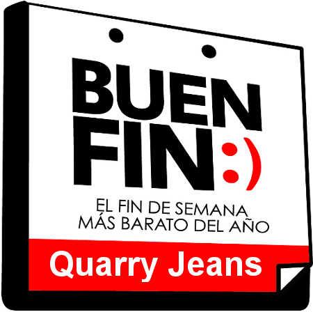 Ofertas del Buen Fin 2015 en Quarry Jeans