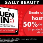 El Buen Fin 2015 en Sally, Body Shop, Yves Rocher y Natural Scents