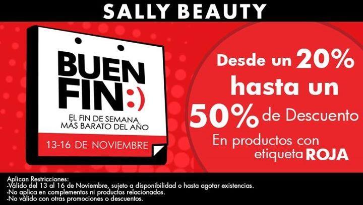 El Buen Fin 2015 en Sally, Body Shop, Yves Rocher y Natural Scents