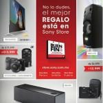 Ofertas del Buen Fin 2015 en Sony Store