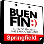 Ofertas del Buen Fin 2015 en Springfield