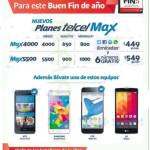 Ofertas del Buen Fin 2015 en Telcel