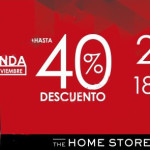 Ofertas del Buen Fin 2015 en The Home Store