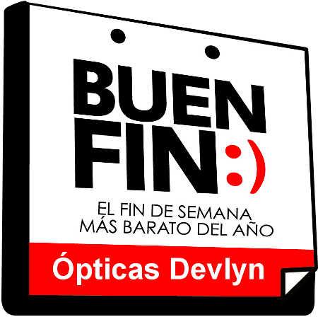 Ofertas El Buen Fin 2015 en Ópticas Devlyn