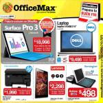 Office Max Folleto de ofertas del Buen Fin 2015