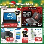 Office Max Folleto de ofertas diciembre 2015