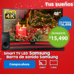 Walmart Smart TV LED Samsung 4K