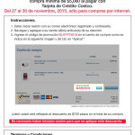Promoción Black Friday y Cyber Monday en Costco