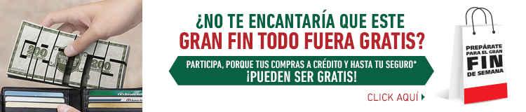 Promoción del Buen Fin 2015 en Banco Azteca