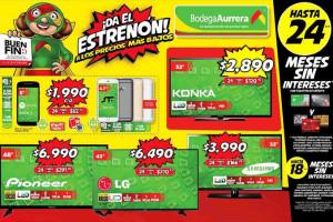 Promociones Bodega Aurrerá Buen Fin 2015