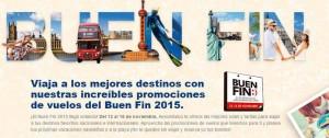 Promociones del Buen Fin 2015 Aeromexico