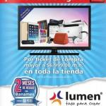 Promociones del Buen Fin 2015 en Lumen